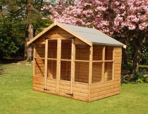 Poplar Summerhouse